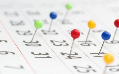 Comment gérer efficacement votre planning ?
