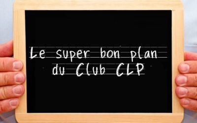 Un super bon plan pour suivre votre activité en temps réel et financer jusqu'à 1 an du Club CLP…