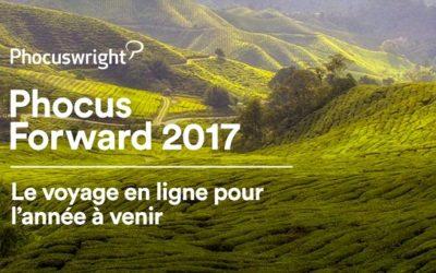 Les perspectives 2017 du voyage en ligne (étude internationale)