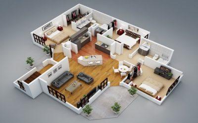 """Aidez vos futurs locataires à se projeter dans les lieux et déclenchez la réservation """"coup de coeur"""""""