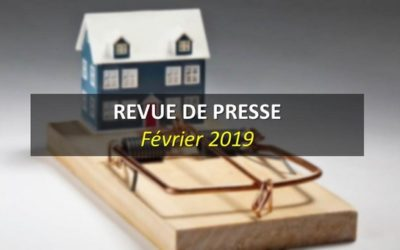 Revue de Presse Février 2019
