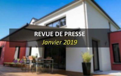 Revue de Presse Janvier 2019