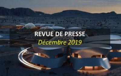 Revue de Presse Décembre 2019