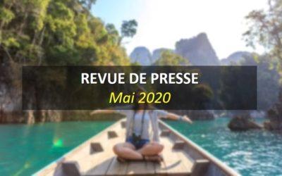 Revue de Presse Mai 2020