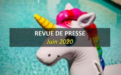 Revue de Presse Juin 2020
