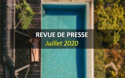 Revue de Presse Juillet 2020