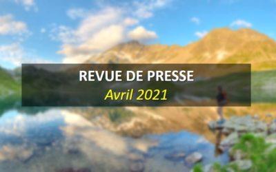 Revue de Presse Avril 2021